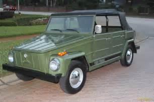 Volkswagen 1974 VW Thing