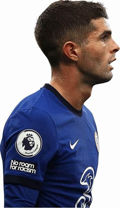 Pulisic Christian Render Footyrenders Chelsea