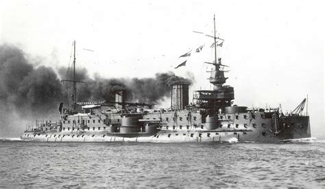 pre dreadnought   french warship carnot