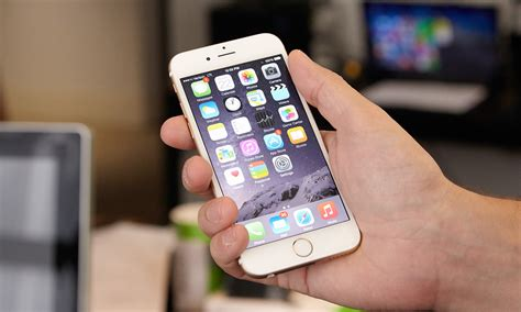 iphone 6 smartphone review just right