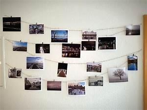 Wand Mit Fotos Gestalten : fotowand gestalten ohne bilderrahmen ideen und anregungen vinstant flur diy wand fotos ~ A.2002-acura-tl-radio.info Haus und Dekorationen