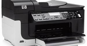 Hp Officejet 6500 E709n All