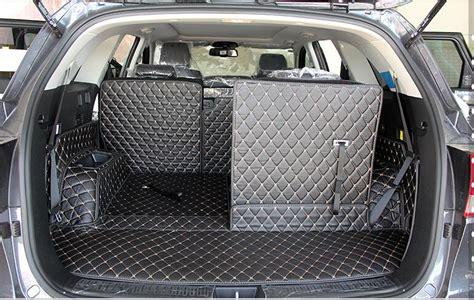 chowtoto custom special car trunk mats  kia sorento