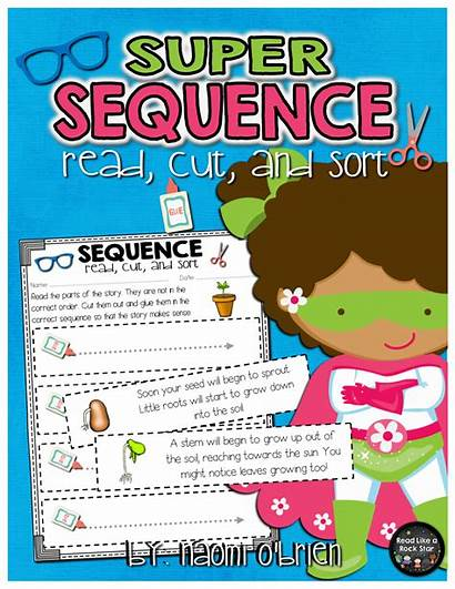 Sequence Events Activity Words Students Transition Grade