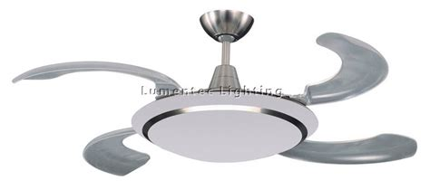 Retractable Blade Ceiling Fans Australia by Cf0037 Wraptor Mini 4 Blade 955 Mm Retractable Ceiling Fan