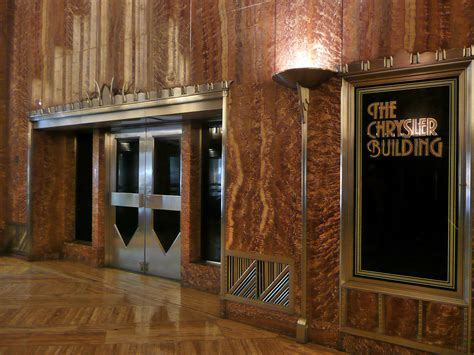 History Of The Chrysler Building by File Chrysler Building Interior 1 Jpg Wikimedia Commons