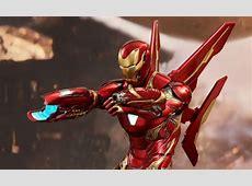 Hot Toys' Avengers Infinity War Movie Masterpiece Iron