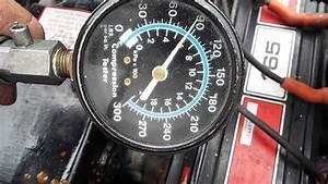 Running A Compression Test On Blown 3 7 Mercruiser Motor