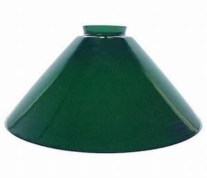 Pendant light shade vianne blue green glass cone