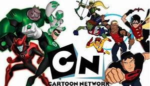 Cartoon Network Cancels 'Young Justice' & 'Green Lantern ...