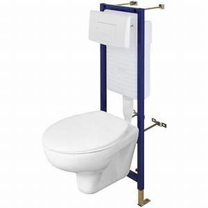 Toilettes Suspendues Grohe : pack wc suspendu grohe opus pack wc poser sortie verticale ideal standard idealsoft sans con wc ~ Nature-et-papiers.com Idées de Décoration