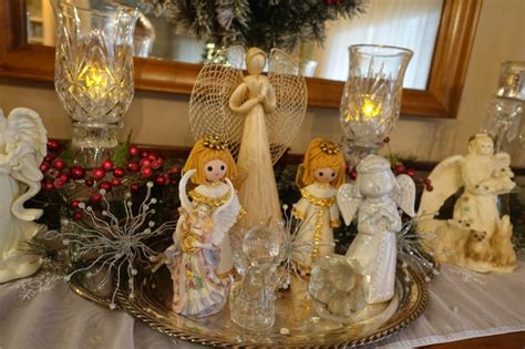 Winter Tablescapes And Vignettes Archives  Got My