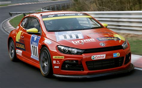 Volkswagen Scirocco Gt24 Cng 2009 Wallpapers And Hd