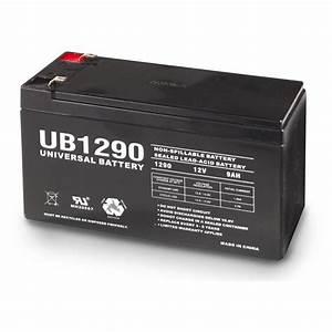12v 9ah Universal Battery