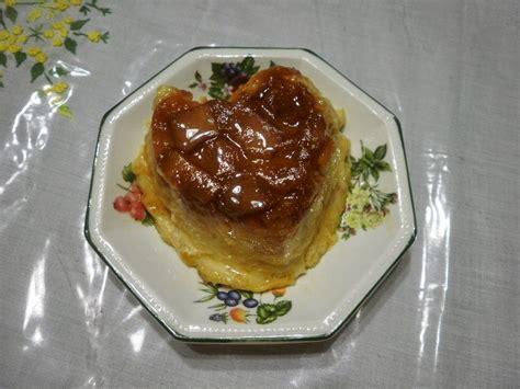 Zara ♥ Baking: PUDING ROTI KARAMEL