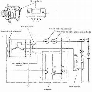 Alternator Dengan Ic Regulator