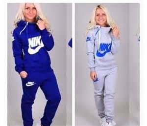 Nike Sweat Suits Women