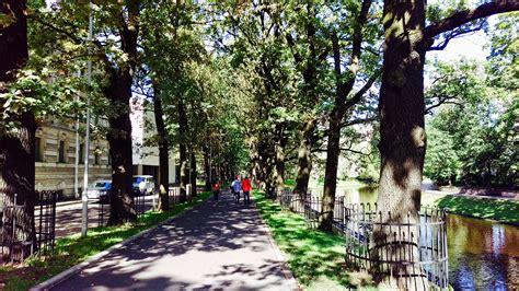 Kronvalda parks lieliski papildina Centra apkaimi - Urban ...
