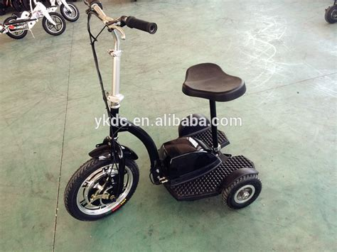 Hot Sell Three Wheel Electric Scooter Tricycle For Adults