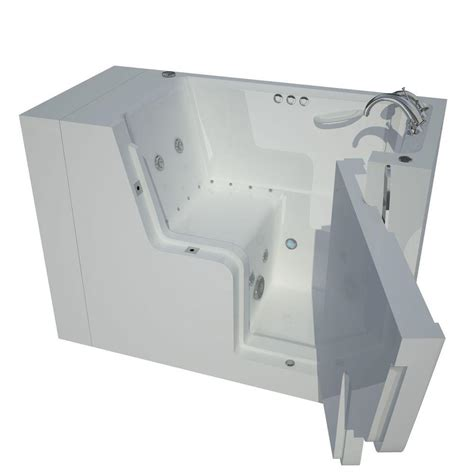 bath tubs at lowes universal tubs 4 5 ft right drain wheel chair accessible