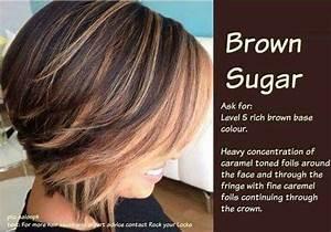 Brown sugar hair, Hair color and Brown sugar on Pinterest