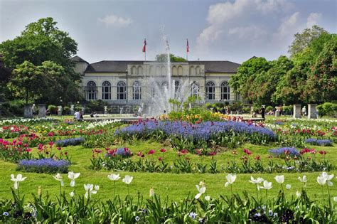 Flora (botanischer Garten Köln) Köln Sehenswürdigkeiten