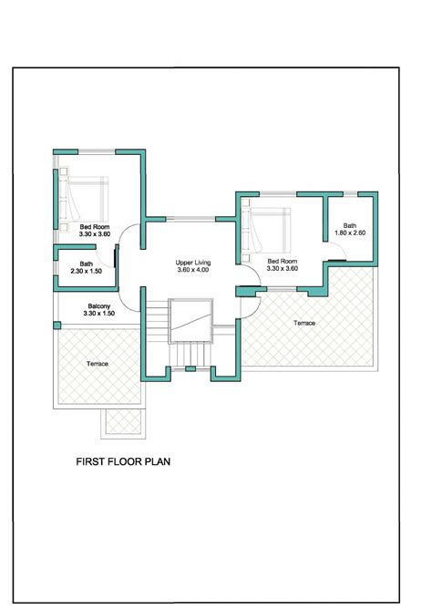 House Plans and Design: Contemporary House Floor Plans In