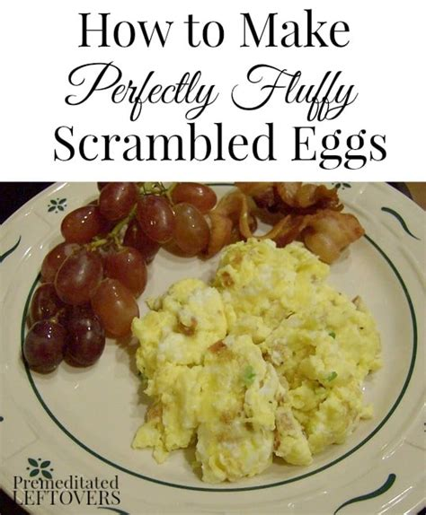 how to make scrambled eggs how to scramble an egg recipe dishmaps