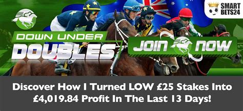 Down Under Doubles betting service in 2020 | Betting ...