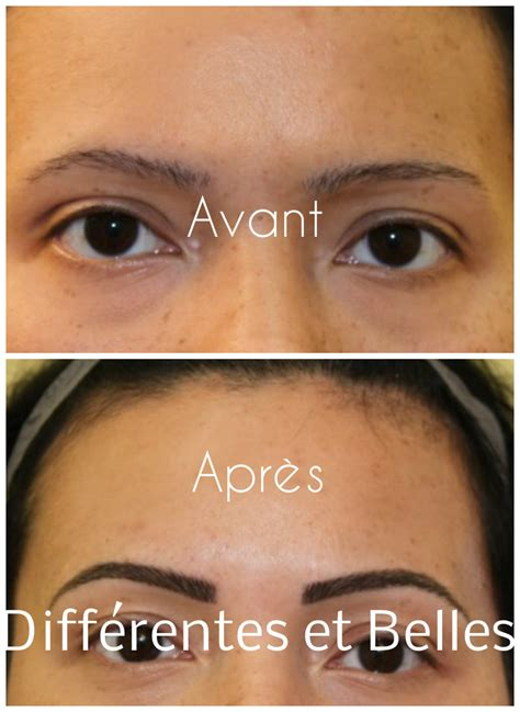 Photos De Sourcil Semi Permanent  Sourcils Info