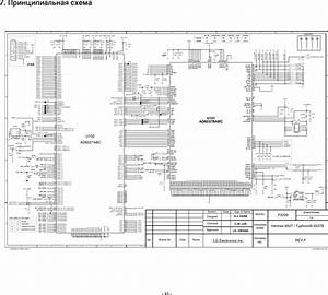 Lg F2200 Schematics   S Manuals Com  Schematics