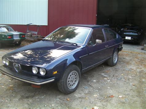 Alfa Romeo Alfetta For Sale by 1977 Alfa Romeo Alfetta Gt Veloce Coupe For Sale