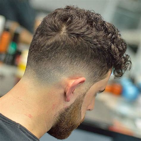Taper Fade Haircut   Types of Fades   Men's Hairstyles