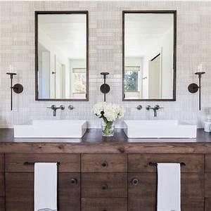45, Cool, Modern, Farmhouse, Master, Bathroom, Remodel, Ideas