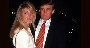 INTERESTING! Maples was TRUMP'S wife in 1995, did SHE send ...