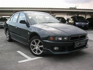 2001 Mitsubishi Galant Pictures