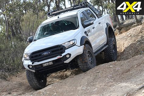 ford ranger pxii custom 4x4