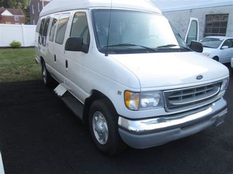 find   ford   econoline base extended cargo
