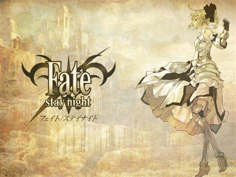 fate anime series viewing order fate stay saber series 802646