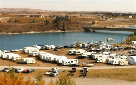 Boat Store Calgary by Rv Storage Calgary Store Your Rv Or Travel Trailer At