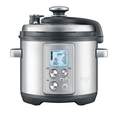 Sage The Fast Slow Pro Multi & Slow Cooker 6l   Lakeland