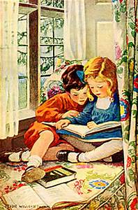 Golden Age Children Illustration Gallery
