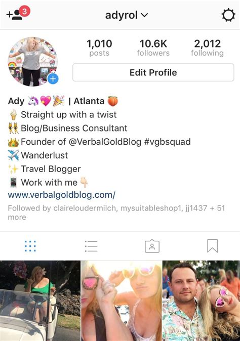 An instagram bio that clearly describes what the user does or what they're interested in can be considered a good bio. 9 Instagram Bio Ideas To Supercharge Your Ecommerce in 2019