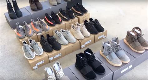adidas yeezy collection sneaker bar detroit