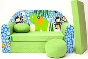 Kindersofa Mit Schlaffunktion : kindersofa kindercouch sofa f r kinder mit schlaffunktion ~ Eleganceandgraceweddings.com Haus und Dekorationen