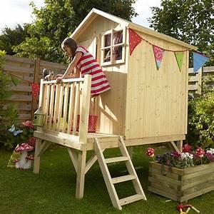 Cabane De Jardin Enfant : castorama cabane enfant les cabanes de jardin abri de ~ Farleysfitness.com Idées de Décoration