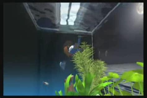 zenquaria l aquarium virtuel wiiware jeux nintendo