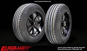 Pneu Nankang Ns2 : jante japan racing jr19 15x8 0 pneu continental 195 65 15 excluziv 39 wheels jantes pneus ~ Medecine-chirurgie-esthetiques.com Avis de Voitures