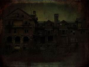 1600x1200 Haunted House desktop PC and Mac wallpaper