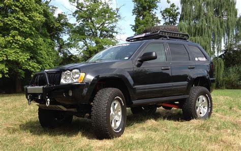 commander jeep lifted jeep commander 6 inch lift image 289